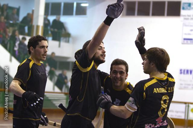 Turquel na Final do Torneio do Valado