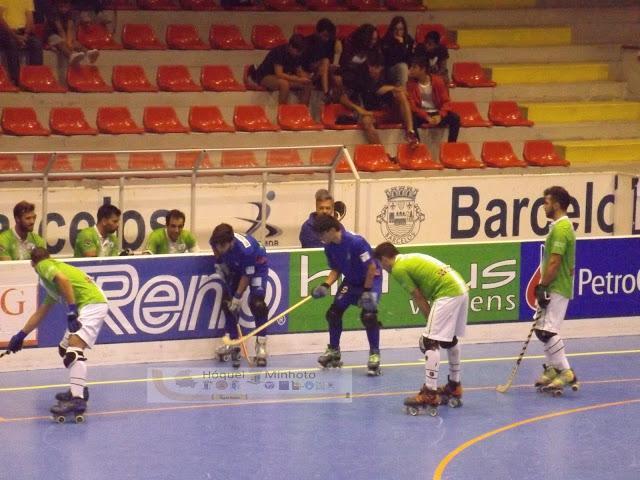 IX Torneio Jorge Coutinho - OC Barcelos B vence Vila Praia