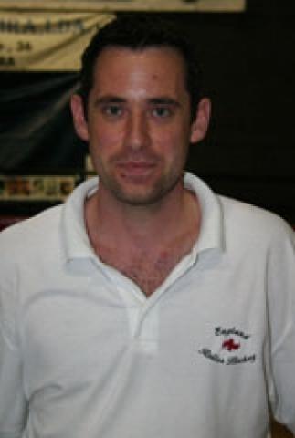 Darrel Pearce (Treinador-Adjunto Selecção Inglesa Séniores Femininos)