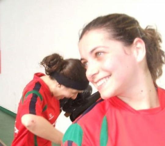 Vânia Ribeiro vai jogar em Coutras