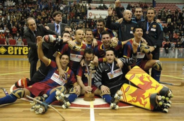 Barcelona consagrado em Bilbau