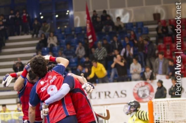 Oliveirense derrota Porto